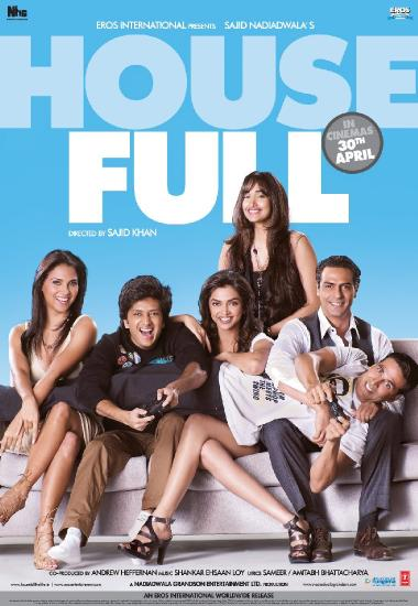 Housefull (2010) 1080p WEB-DL AVC AAC-BWT Exclusive
