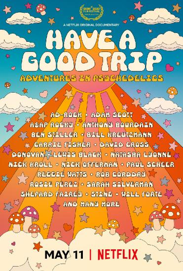 Have a Good Trip Adventures in Psychedelics 2020 1080p NF WEB-DL DDP5 1 x264-NTG