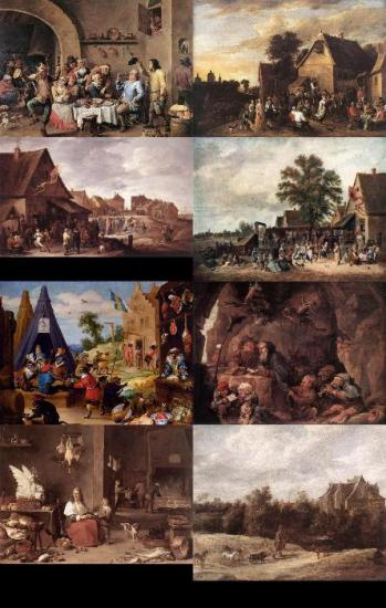 David Teniers the Younger (1610-1690)