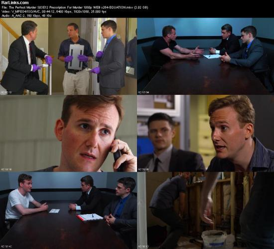 The Perfect Murder S03E12 Prescription For Murder 1080p WEB x264 EQUATION