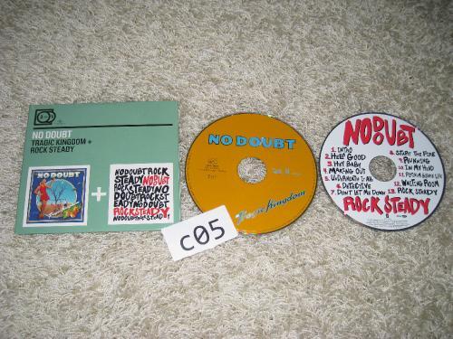 No Doubt Tragic Kingdom And Rock Steady REISSUE 2CD FLAC 2009 c05