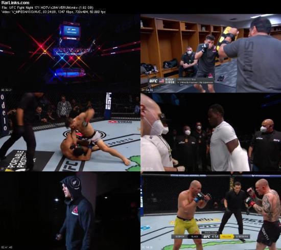 UFC Fight Night 171 HDTV x264 VERUM