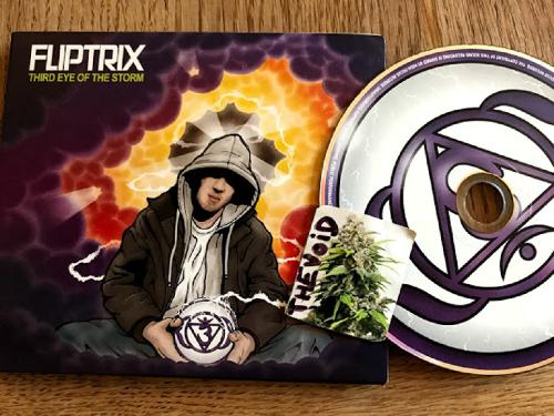 Fliptrix Third Eye Of The Storm CD FLAC 2012 THEVOiD