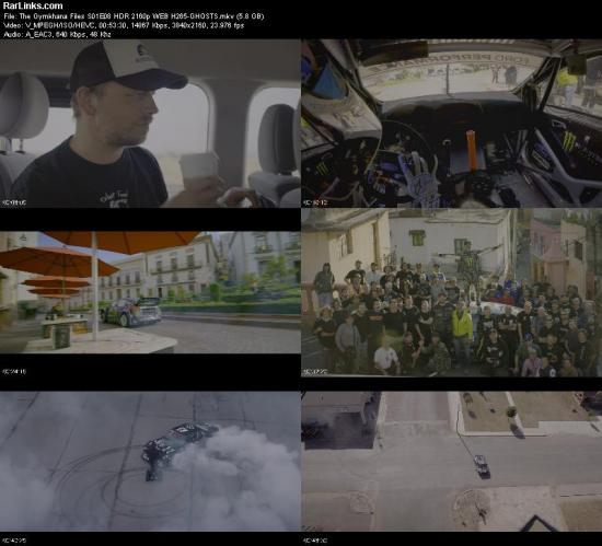 The Gymkhana Files S01E08 HDR 2160p WEB H265 GHOSTS