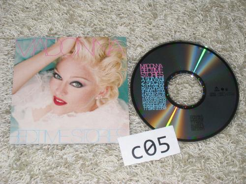 Madonna Bedtime Stories CD FLAC 1994 c05 INT