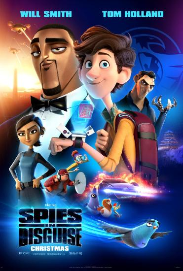 Spies In Disguise 2019 MULTi TRUEFRENCH 1080p BluRay x264-Ul