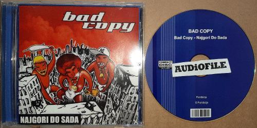 Bad Copy Najgori Do Sada RS CD FLAC 2006 AUDiOFiLE