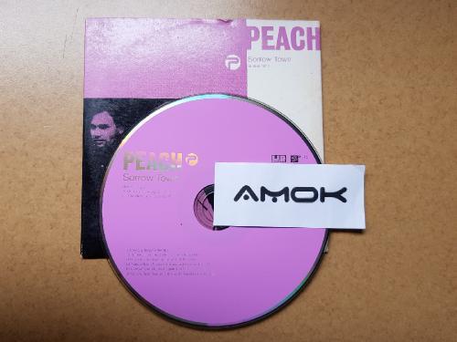 Peach Sorrow Town CDM FLAC 1998 AMOK