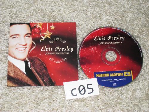 Elvis Presley Joulutunnelmissa REMASTERED CD FLAC 2008 c05
