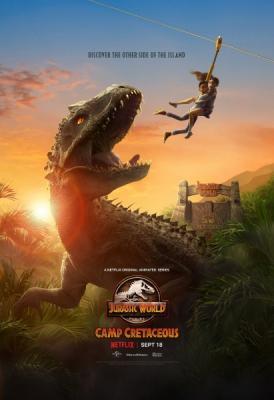 Мир Юрского периода: Лагерь Мелового периода / Jurassic World: Camp Cretaceous [S01] (2020) WEB-DLRip 720p