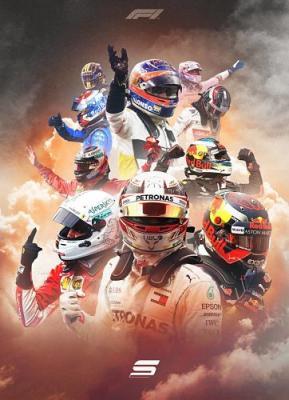 Формула 1. Сезон 2020. Этап 10. Гран-при России. Гонка [27.09] (2020) HDTVRip 720p
