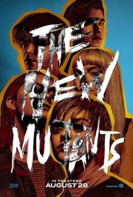 The New Mutants 2020 720p HDCAM-C1NEM4