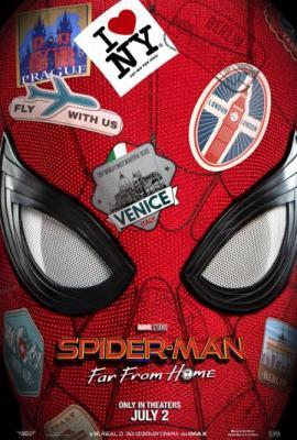 Spider-Man Far from Home (2019) 3D HSBS 1080p H264 DolbyD 5 1 & nickarad