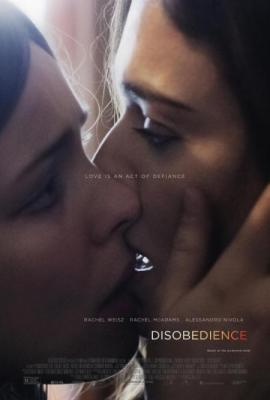 Disobedience 2017 720p BluRay x264-WOW