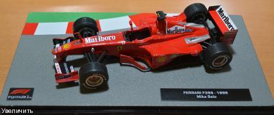 Formula 1 №31 - Ferrari F399 - Мика Сало (1999)